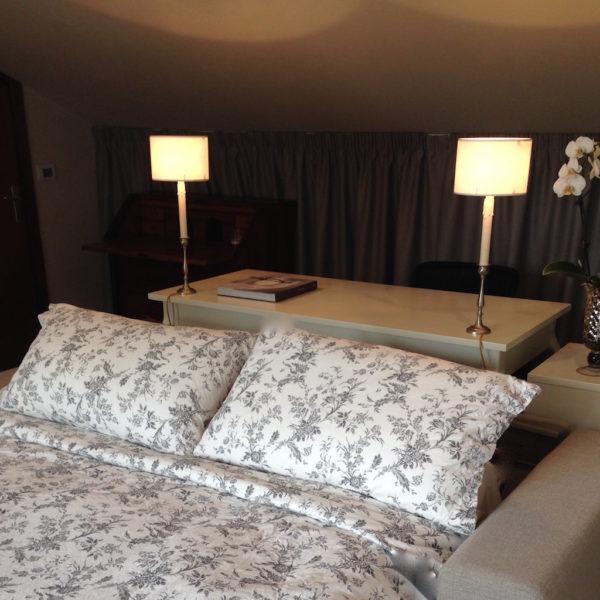 il divano si trasforma in letto