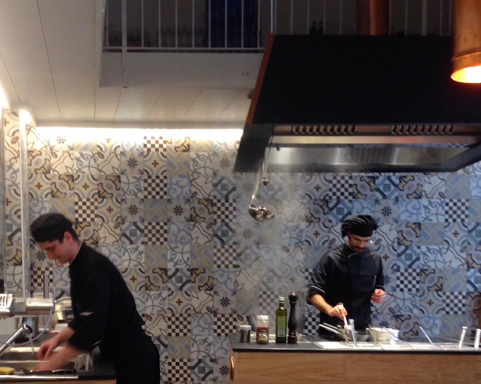 Cucina piastrelle per le pareti cose di casa