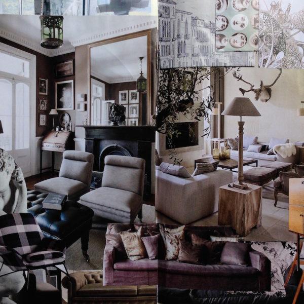 Tendenza Grigi: il soggiorno