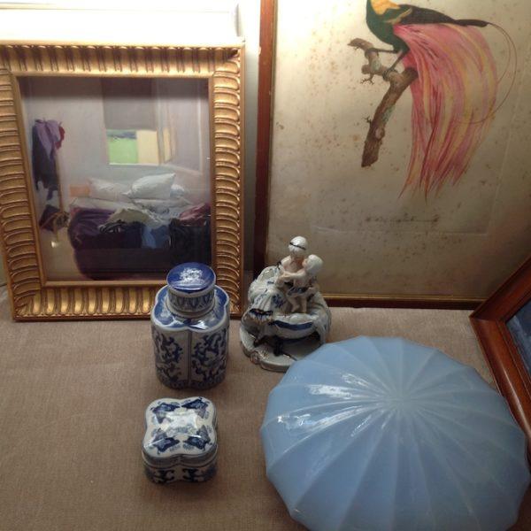 quadri e porcellane