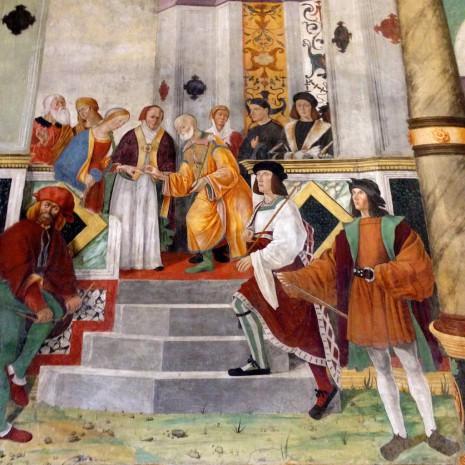 La Scoletta del Carmine in Padova Giulio Campagnola - 1505/07
