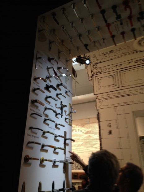 Elements of Architecture Venezia Biennale di Architettura:le maniglie