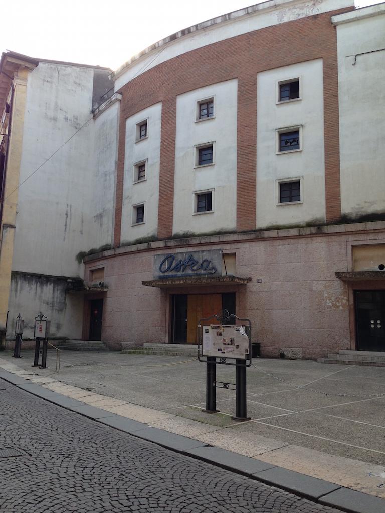 cinema Astra Verona