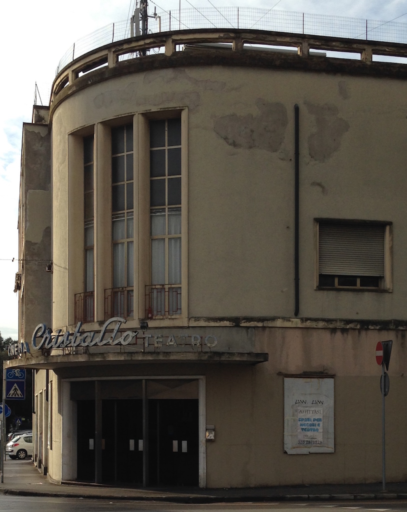 Cinema Cristallo Padova