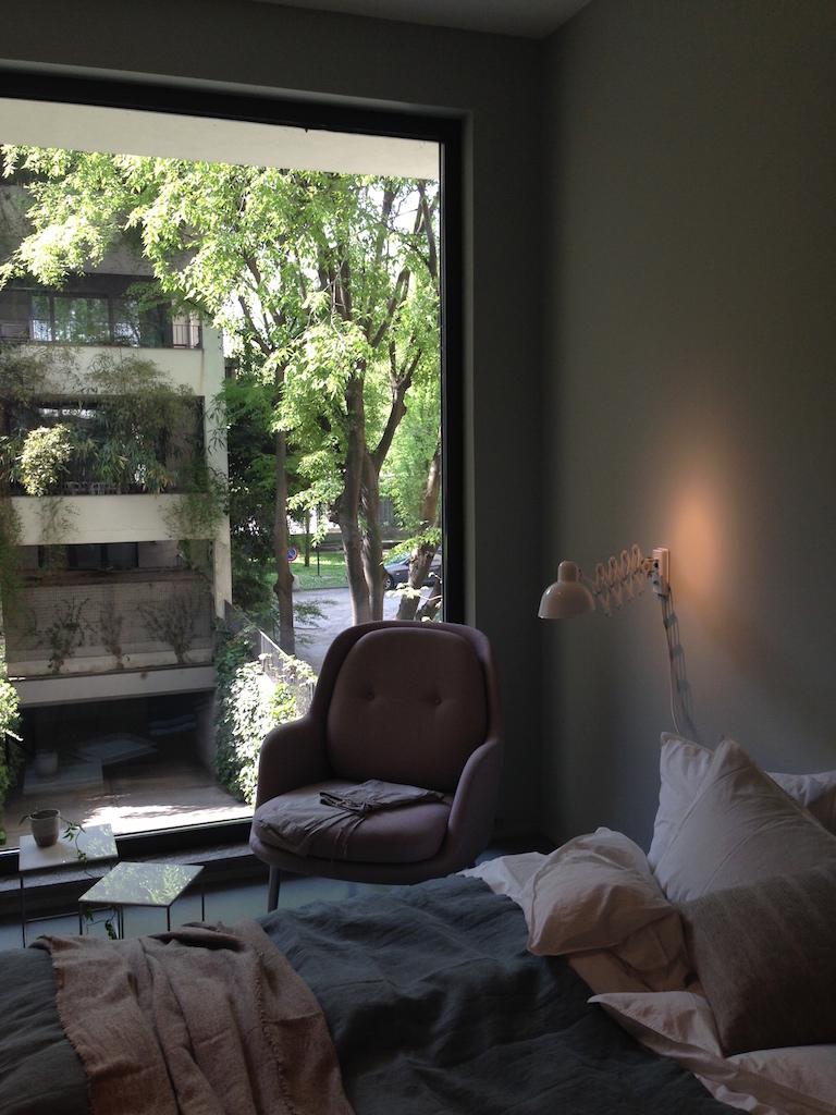 camera da letto Republic of Fritz Hansen Store