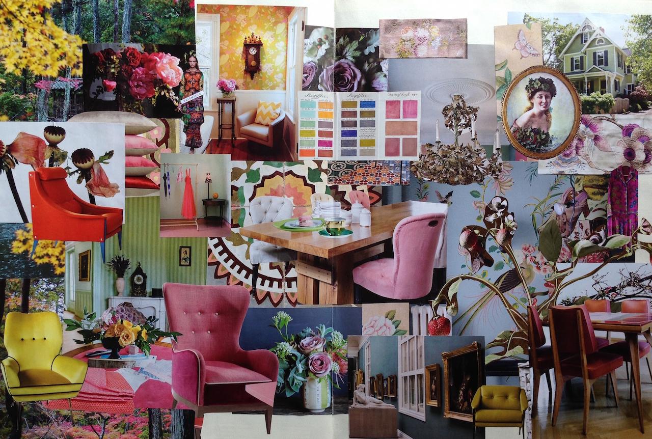 Tendenza: i colori e i fiori (clicca sull'immagine per ingrandire e scorrere la sequenza)