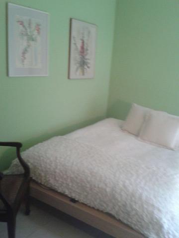 camera da letto prima