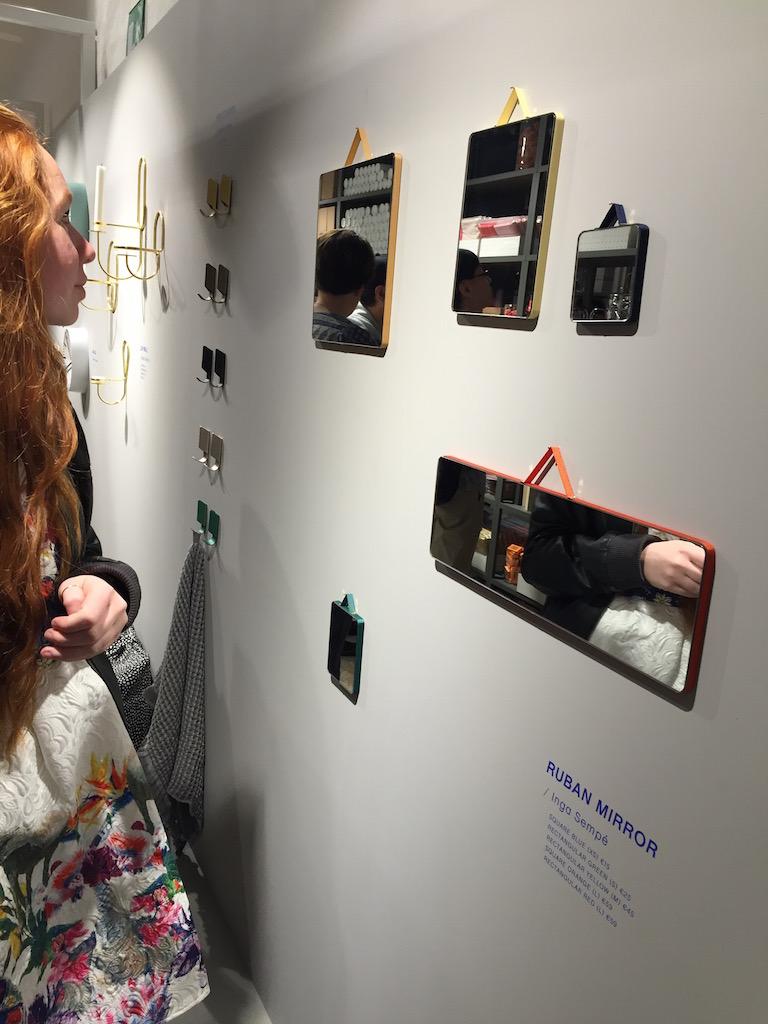 Ruban mirror Inga Sempé