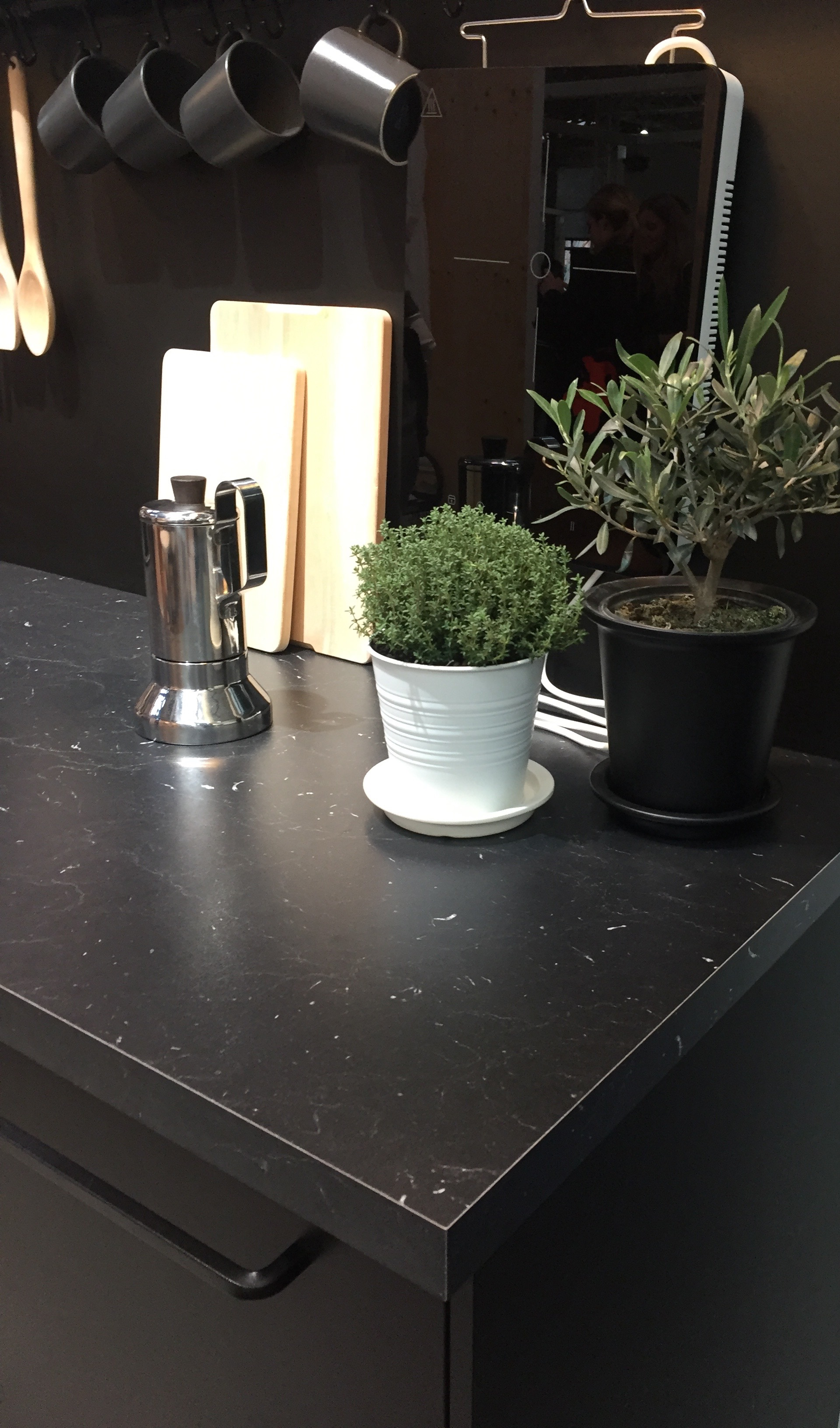 La Cucina Nera Di Ikea Home By N